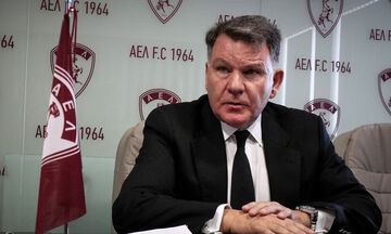 Κούγιας: Σε όποια κατηγορία κι αν παίζει η ΑΕΛ δεν θα την αφήσω να πτωχεύσει!