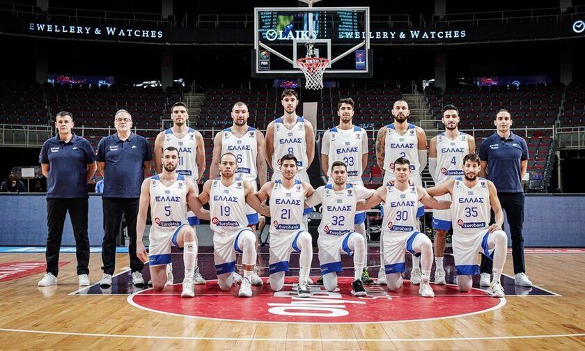 FIBA ranking: Έκτη στον κόσμο η Ελλάδα - Κέρδισε μία θέση στην κατάταξη (pics)