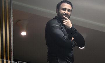 Καρυπίδης για τη ρεβάνς με Ολυμπιακό: «Πιστεύω στο τέλος θα χαμογελάμε...»