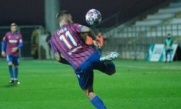 Πρώτο γκολ για Λιβάγια στο δεύτερο του ματς με την Χάιντουκ!