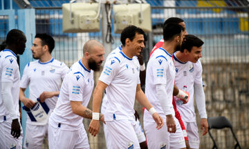 Λαμία: Η αποστολή για τη ρεβάνς του Κυπέλλου με τον ΠΑΟΚ