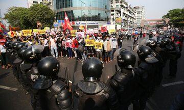 Μιανμάρ: Έξι δημοσιογράφοι κατηγορούνται για διατάραξη της δημόσιας τάξης