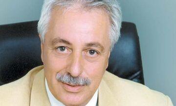 Πέθανε ο πρώην πρόεδρος του Ολυμπιακού Βόλου, Γιάννης Στάμος