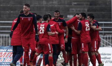 Διαγόρας – ΟΦ Ιεράπετρας: Ο Μπαστακός νίκησε τον Αθανασόπουλο για το 1-0 (vid)