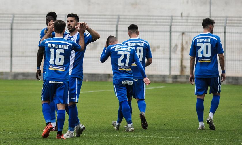 Super League 2: Πρώτο διπλό για τα Χανιά - Τέσσερις σερί νίκες ο Διαγόρας (highlights)