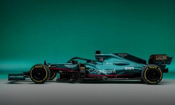 Aston Martin: Αποκάλυψε το νέο της μονοθέσιο (vid)