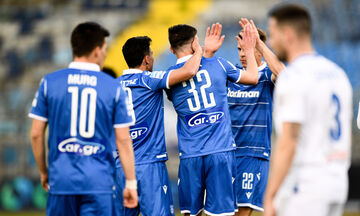 Λαμία - ΠΑΟΚ: Το γκολ του Νινούα για το 0-1 (vid)