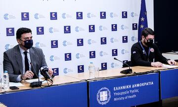 Εθνικό Lockdown: Όλα τα νέα μέτρα από Κικίλια, Χαρδαλιά - Τι αλλάζει σε SMS και σε νοσοκομεία