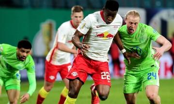 Κύπελλο Γερμανίας: Στα ημιτελικά Λειψία και Χολστάιν Κίελ