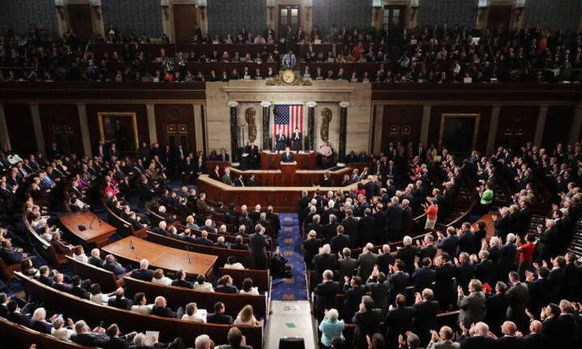 ΗΠΑ: Εγκρίθηκε η «πράξη Τζορτζ Φλόιντ» από τη Βουλή των Αντιπροσώπων