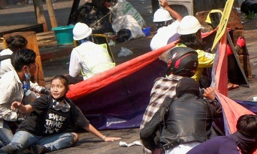 Μιανμάρ: «Αιματηρή» Τετάρτη με 38 νεκρούς