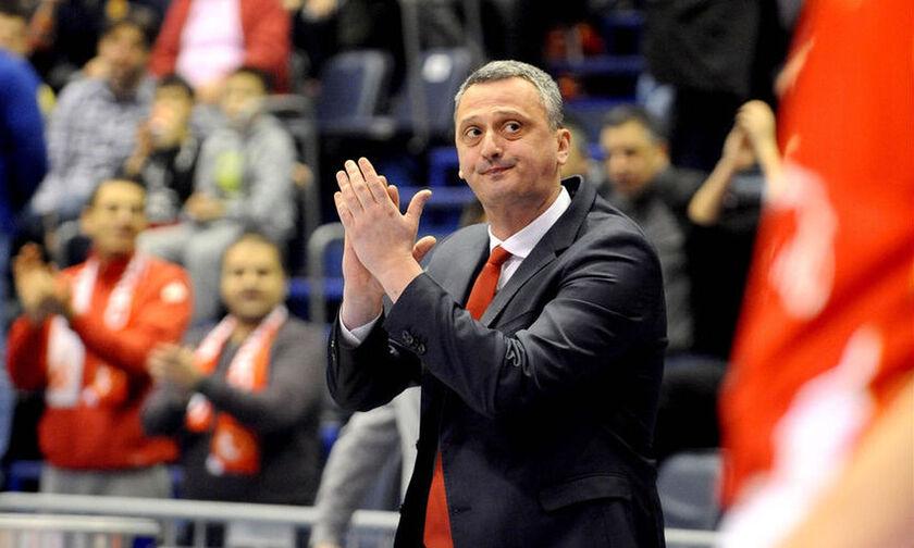 Ράντονιτς για Ολυμπιακό: «Ομάδα με εμπειρία και παίκτες που έχουν πάρει την Euroleague»