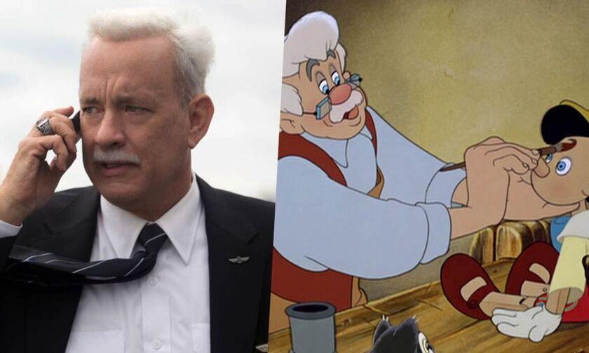 Πινόκιο: Νέα ταινία από τη Disney με all-star καστ!