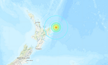 Νέα Ζηλανδία: Νέος μεγάλος σεισμός (pic)