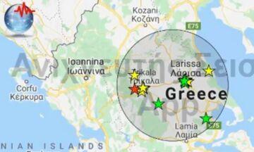 Σεισμός 5,8 Ρίχτερ ταρακούνησε την Ελλάδα