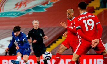 Λίβερπουλ - Τσέλσι: Το 0-1 με τον Μάουντ οι «μπλε» (vid)