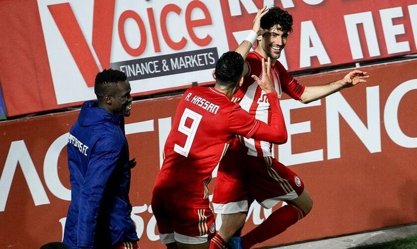 Άρης - Ολυμπιακός 1-1: «Παγκόσμιος» Μπουχαλάκης - Έκανε τον γύρο της υφηλίου το γκολ ! - vids