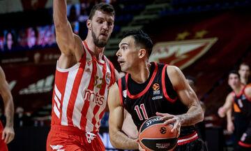 EuroLeague: Να δείξει σφυγμό με Ερυθρό Αστέρα ο Ολυμπιακός