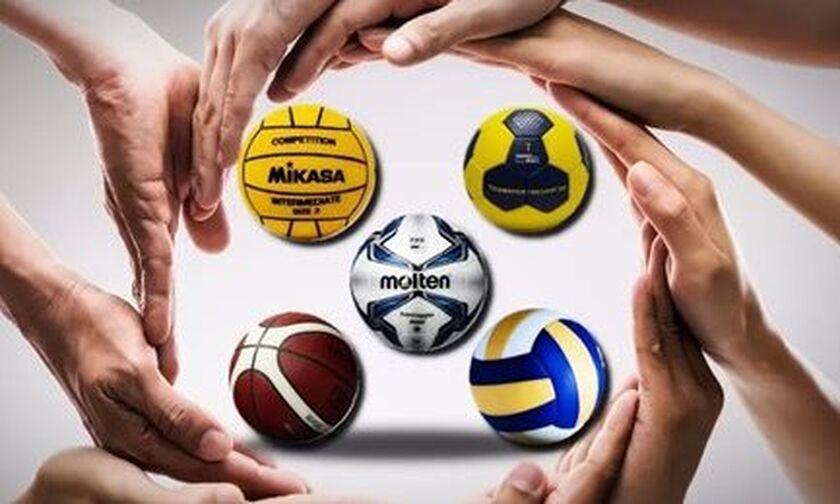 ΠΣΑΠ, ΠΣΑΚ, ΣΑΚΕ, ΠΣΑΧ, ΠΑΣΑΠ, ΣΕΑΥ ζητάνε λύση για τον αθλητισμό από Μητσοτάκη, Αυγενάκη