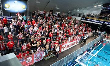LEN Champions League: Σε αναζήτηση έδρας η Ευρωπαϊκή Ομοσπονδία για το final 8