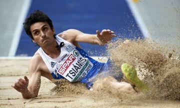 Ευρωπαϊκό Πρωτάθλημα κλειστού στίβου: Στον τελικό ο Δημήτρης Τσιάμης
