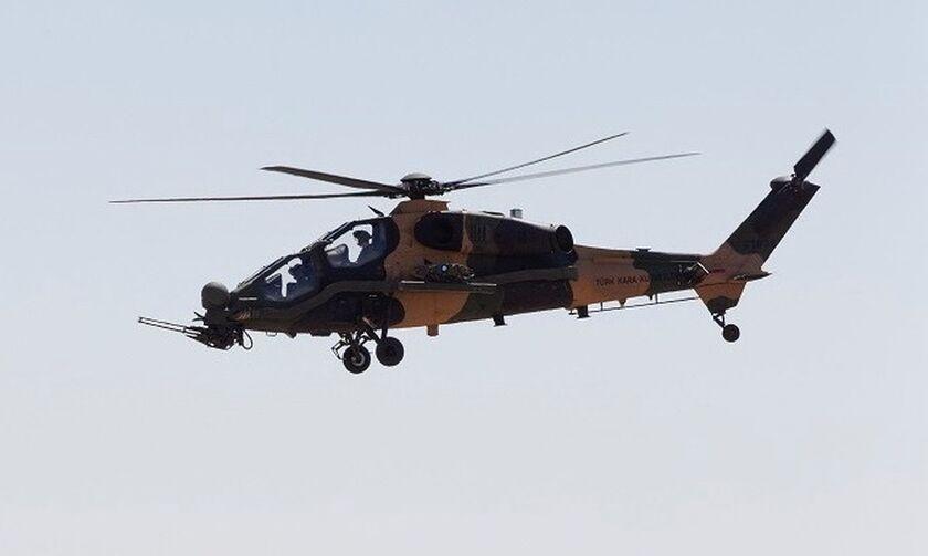 «Το στρατιωτικό ελικόπτερο στην Τουρκία συνετρίβη εξαιτίας της κακοκαιρίας»