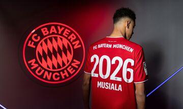Μπάγερν Μονάχου: Ανακοίνωση υπογραφής επαγγελματικού συμβολαίου ως το 2026 με τον 18χρονο Μουσιάλα!
