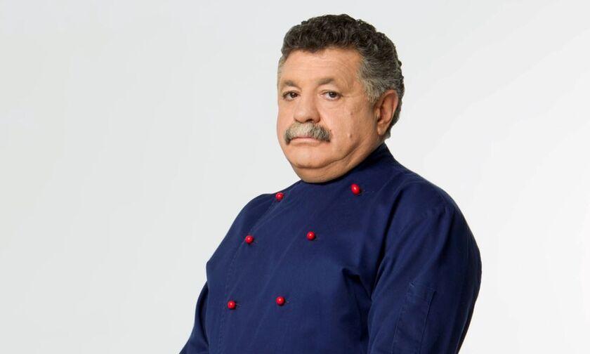 Πειραιώτης και ροκάς, ο Λευτέρης Λαζάρου «μαγειρεύει» στην ΕΡΑ και μιλά για την ομάδα του