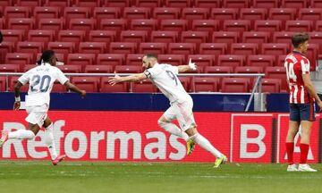 La Liga: Πήρε «Χ» από την Ατλέτικο η Ρεάλ Μαδρίτης, στο κόλπο του σεντονιού η Σοσιεδάδ! (highlights)