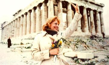 Το αντίο της παγκόσμιας Μελίνας Μερκούρη