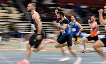 Ευρωπαϊκό Πρωτάθλημα κλειστού στίβου: Ο Ζήκος στα ημιτελικά, αποκλείστηκε ο Νυφαντόπουλος