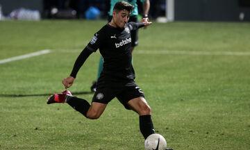 ΟΦΗ - ΑΕΛ: Το γκολ του Στάικου για το 1-0 (vid)