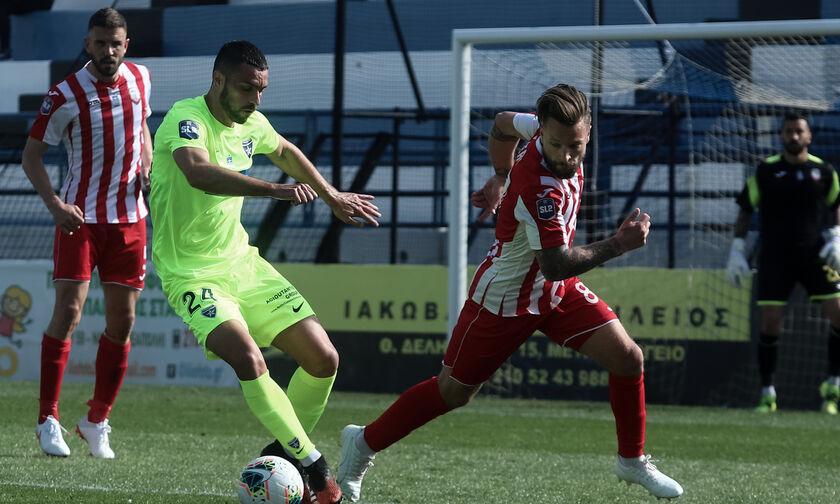 Super League 2: Μοιρασιά για Ιωνικό και Ξάνθη (1-1) (highlights)