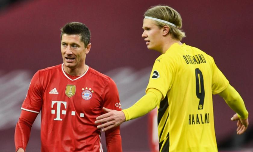 Bundesliga: Μπάγερν - Ντόρτμουντ 4-2 στο 90΄ - Και στο τέλος κερδίζουν οι... Βαυαροί (highlights)