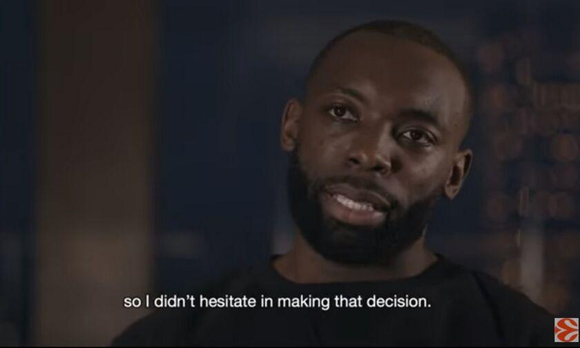Τζένκινς για την καριέρα του στη EuroLeague: «Την πρώτη χρονιά μου έλειπε η χώρα μου» (vid)