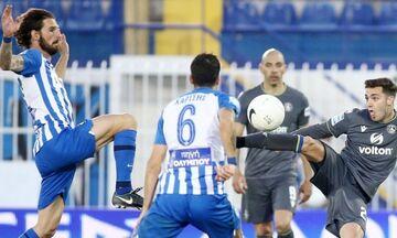 Ατρόμητος - Αστέρας Τρίπολης 1-1: «Μοιρασιά» στο Περιστέρι (Highlights)