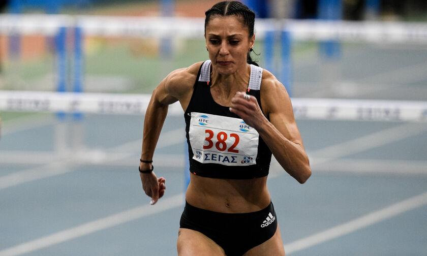 Ευρωπαϊκό Πρωτάθλημα κλειστού στίβου: Αποκλείστηκε η Πεσιρίδου στα 60 μέτρα με εμπόδια (vid)