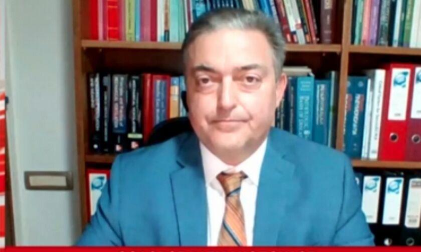 Βασιλακόπουλος: «Το Πάσχα θα πάμε στα χωριά μας, αλλά με προσοχή»
