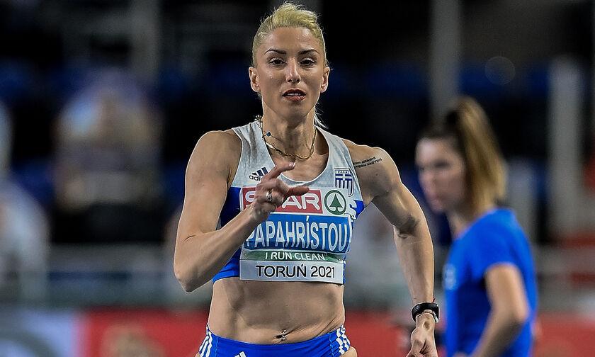 Ευρωπαϊκό Πρωτάθλημα κλειστού στίβου: Τσιάμης, Παπαχρήστου και τα κορίτσια των 60 μέτρων