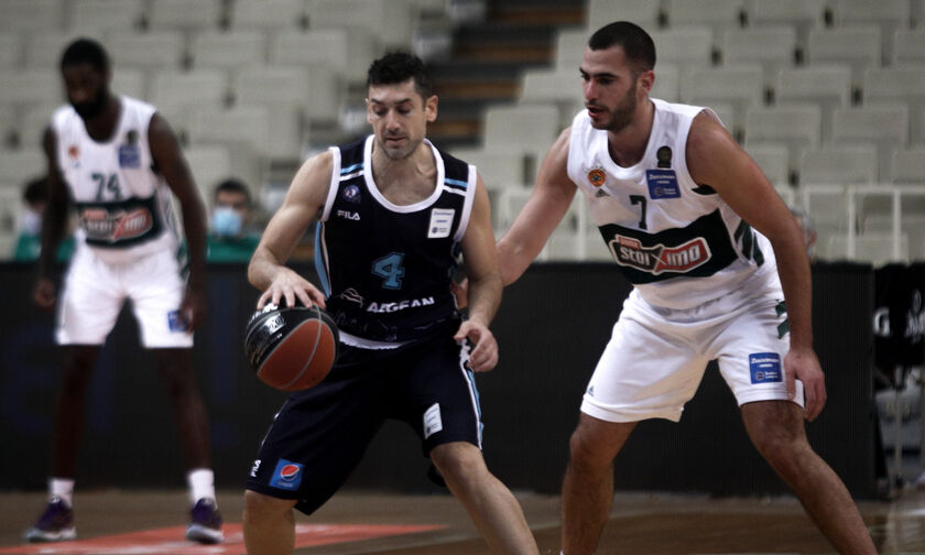 Basket League: Με Κολοσσό ο Παναθηναϊκός, Ιωνικός - Λαύριο στη Νίκαια