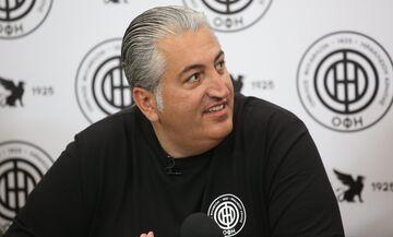 Μπούσης: «Την Δευτέρα θα ανακοινωθεί ο νέος προπονητής του ΟΦΗ»