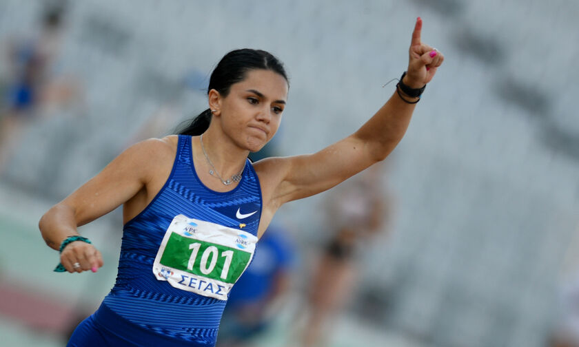 Ευρωπαϊκό Πρωτάθλημα κλειστού στίβου: Προκρίθηκε στα ημιτελικά των 60 μ. η Σπανουδάκη
