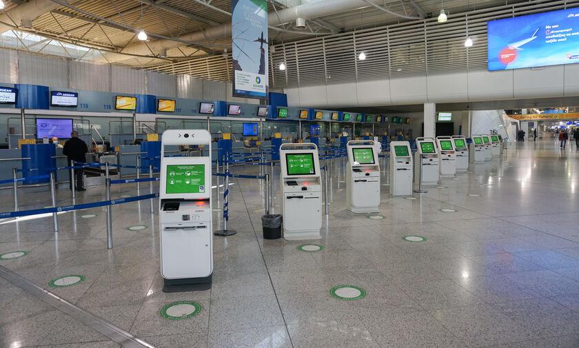 ΥΠΑ: Παρατείνονται οι περιορισμοί στις πτήσεις εσωτερικού και εξωτερικού