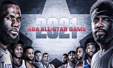ΝΒΑ All-Star Game 2021: Μια... διαφορετική «μάχη» αστέρων στην Ατλάντα!