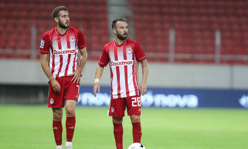 Live Streaming: Ολυμπιακός-Λαμία (pre game)