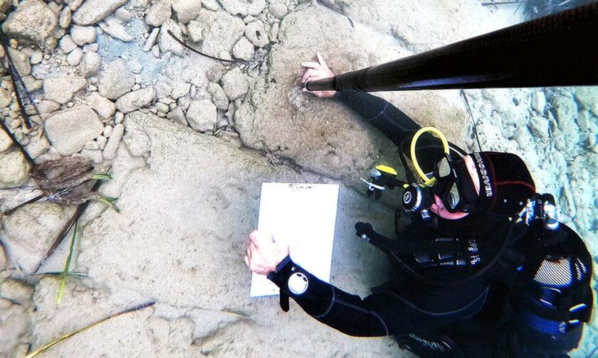 Υποβρύχια έρευνα στον αρχαίο Ολούντα στον κόλπο της Ελούντας στην Κρήτη