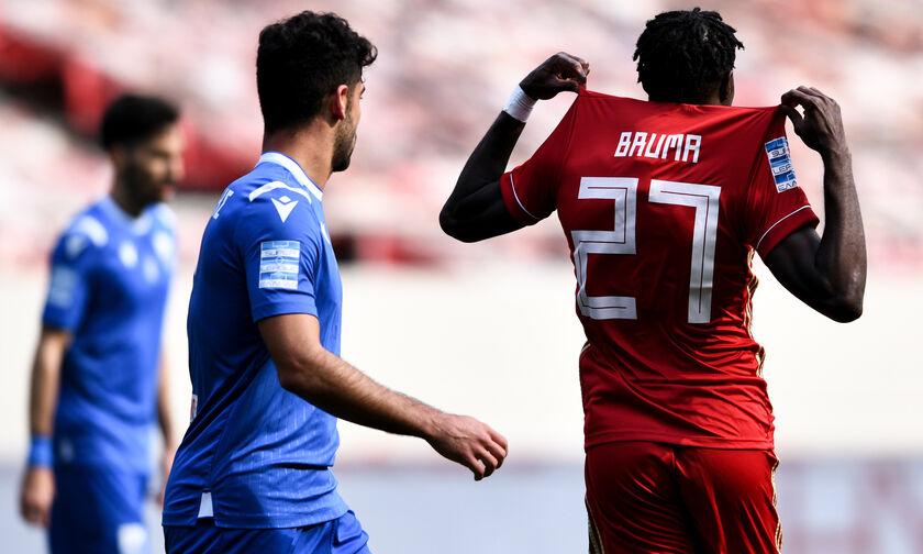 Ολυμπιακός - Λαμία 3-0: Όλα τα γκολ (vid)