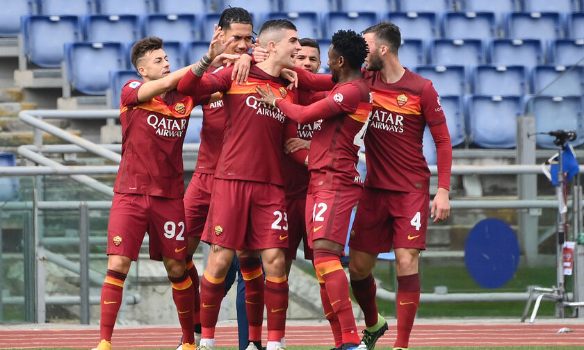 Serie A: Η Ρόμα νίκησε την Τζένοα και ανέβηκε τέταρτη (highlights)