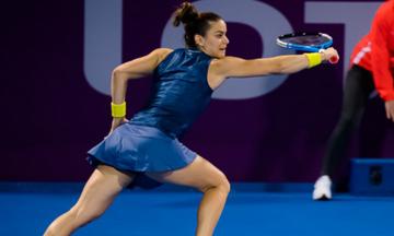 Live score Dubai: Σάκκαρη - Κρεϊτσίκοβα (18.30)