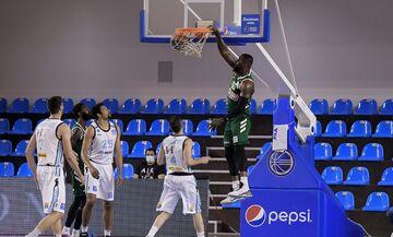 Το πανόραμα της Basket League: Nίκες για Παναθηναϊκό και Λαύριο (highlights)